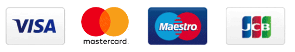Cardlogos via Worldpay