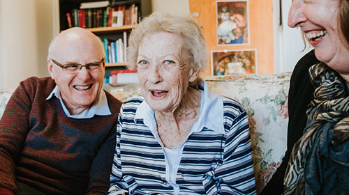 tips for living with dementia
