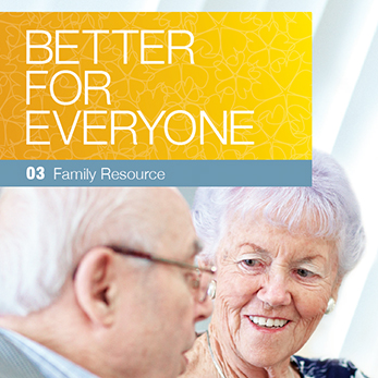 Better For Everyone - 03 Family Resource