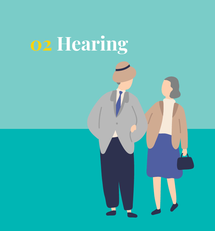 Chapter 2: Hearing