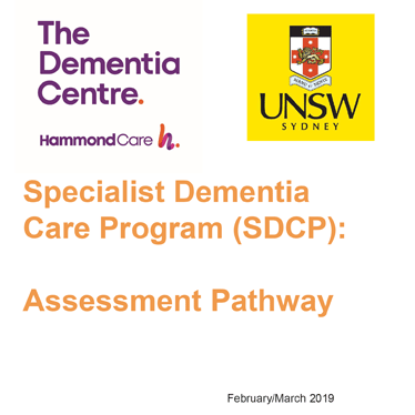 Specialist Dementia Care Program