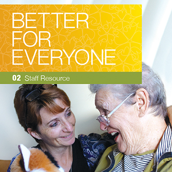 Better For Everyone - 02 Staff Resource