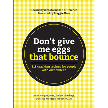 Don't give me eggs that bounce ($39.95)