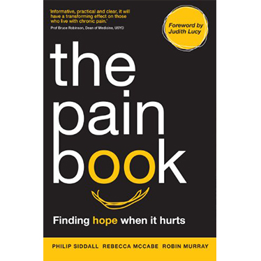 The Pain Book: Finding Hope When it Hurts ($29.95)