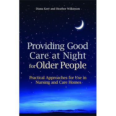Providing Good Care at Night for Older People ($45.99)